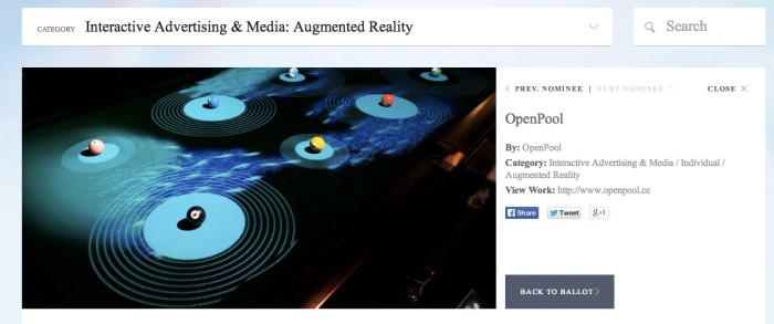 OpenPool_—_Interactive_Advertising___Media__Individual___Augmented_Reality_—_Webby_Awards_—_People_s_Voice